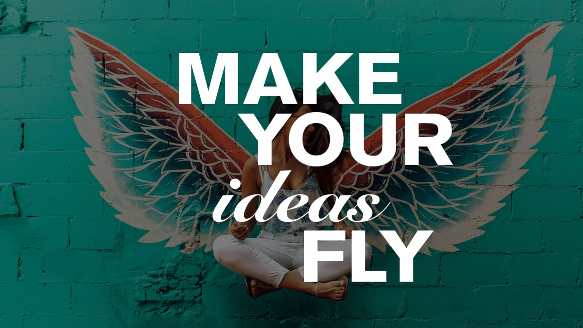 Make Your Ideas Fly 3A web
