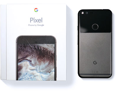 google_pixel-beside-its-box