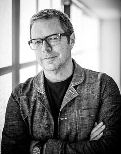 The industrial designer of Beats by Dre, Robert Brunner