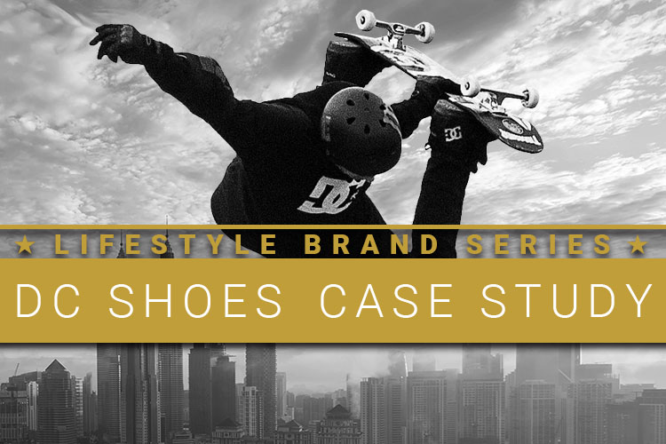 Danny Way on his record setting highest skateboard jump. Lifestyle brand series. DC Shoes case study.