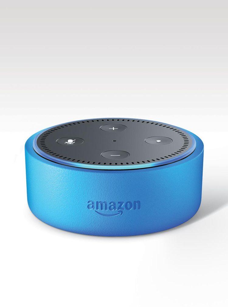 Amazon Echo Dot Kids Edition smart speaker for children