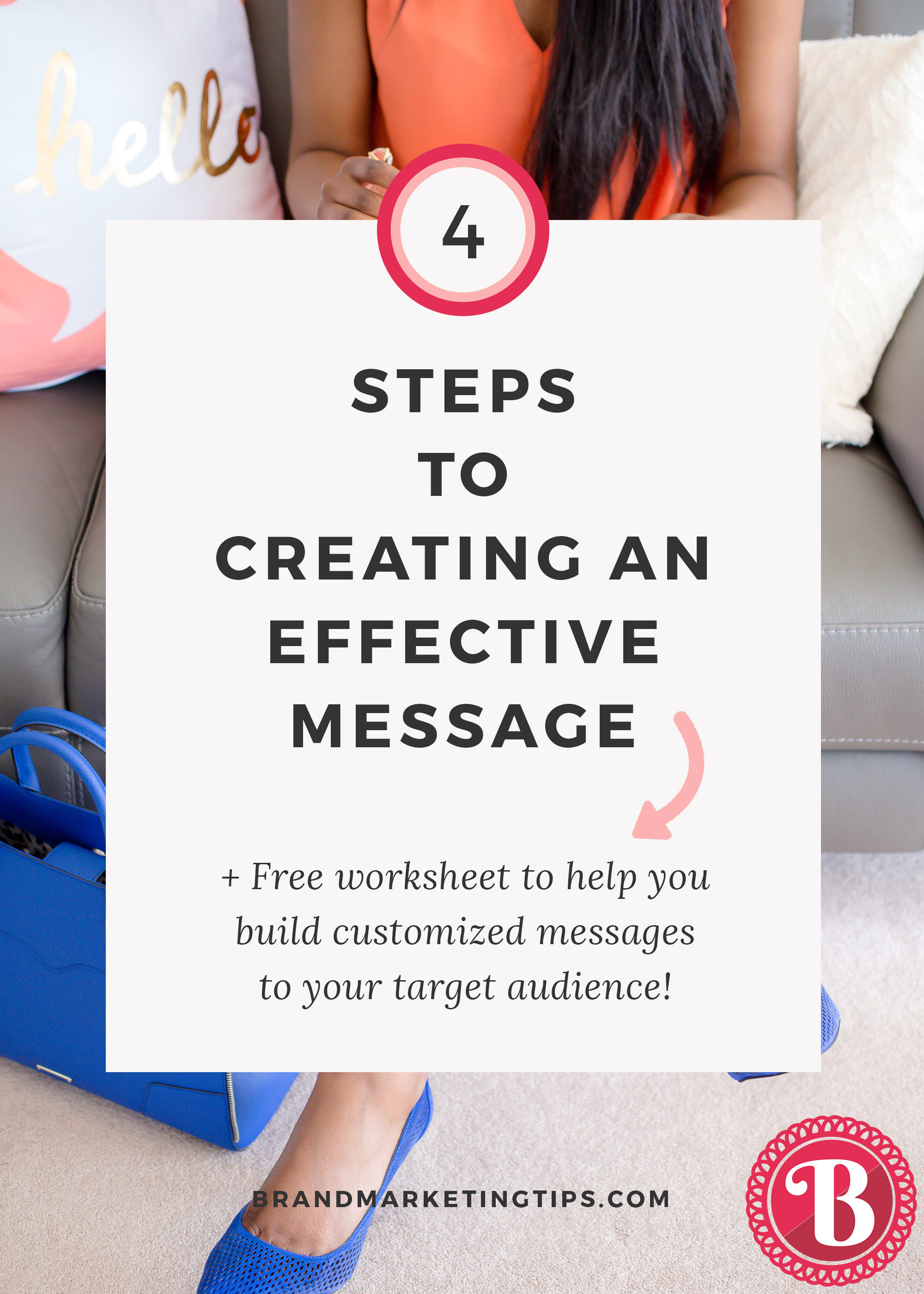 4 Steps To Creating An Effective Message
