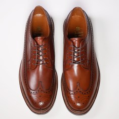 Alden-Dark-Tan-Longwing-Top