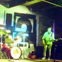 When U2 played with the Scheme - Dandelion Market - Sept 1979