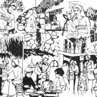 5 Dublin Disco Adverts - 1977
