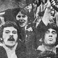 Dublin beat Kerry - All Ireland Semi Final 1977