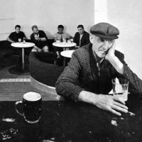 Montague Arms Lounge Bar, Portstewart, Co Derry 1977
