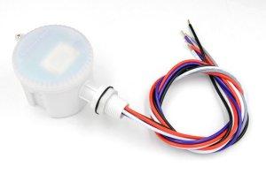 Merrytek Microwave Motion Sensor MC609V RC D