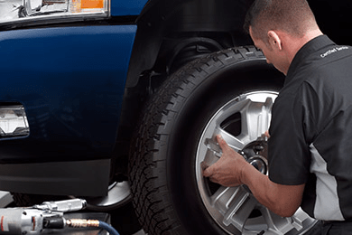 Chevy Tires