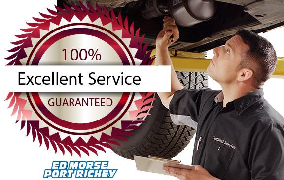 auto repair port richey