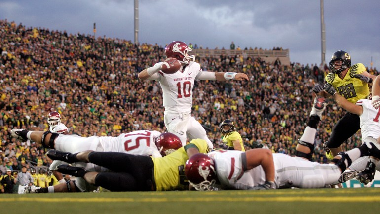 Oregon vs. Washington State