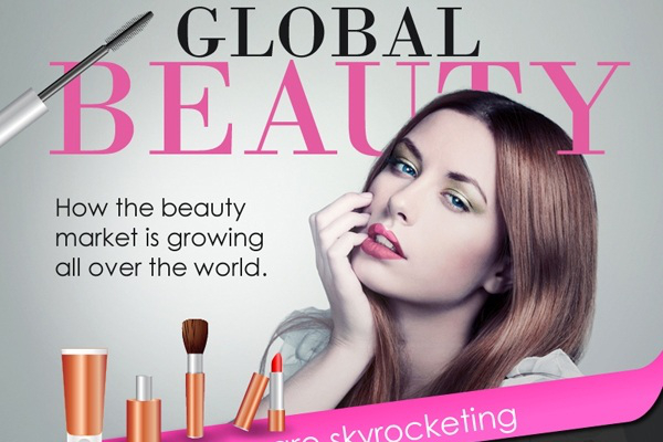 27 Cosmetics Industry Statistics and Trends ...