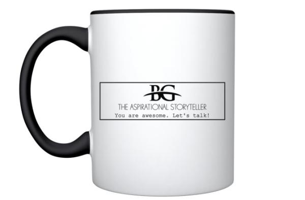 BG Two-Sided Print Mug