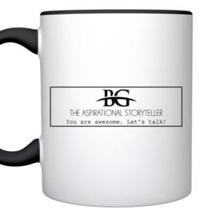 BG Two-Sided Print Mug