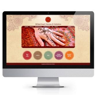 WhiteHeart Henna & Holistics