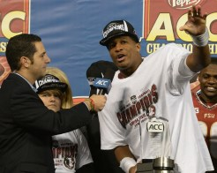 Jameis Winston is the ACC Championship Game MVP