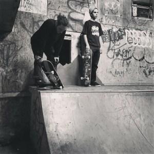 Brandon Novak Skateboarding