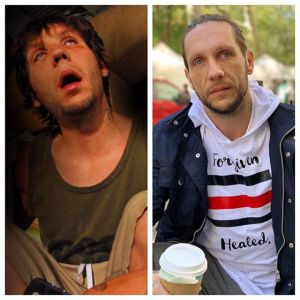 Brandon Novak before and after pics