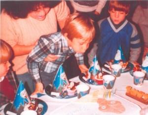 Young Brandon Novak birthday