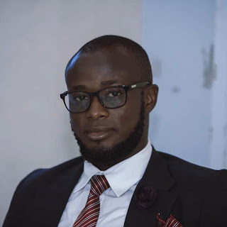 This man, Sam Ogendo