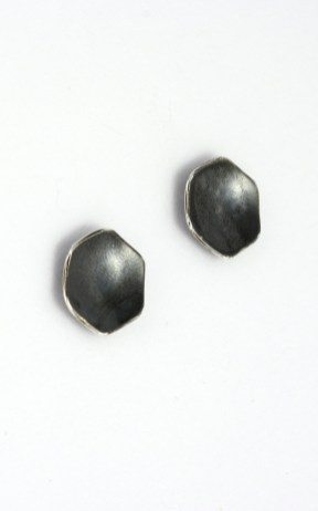 earrings_cupped_hex_3_8_inch_stud_angle