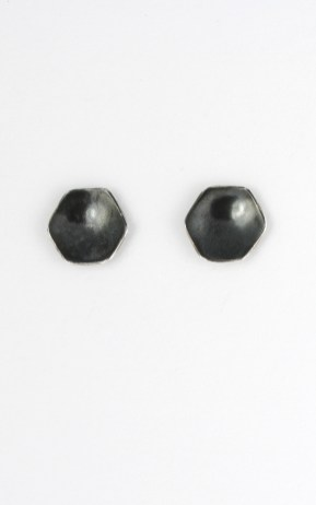 earrings_cupped_hex_3_8_inch_stud_straight