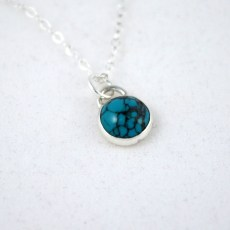 necklace_turquoise_simple_8mm