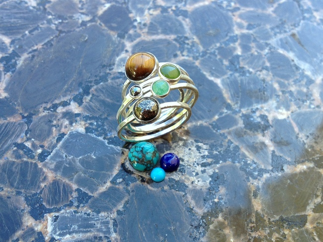 ring_stone_stackers_5set_silver