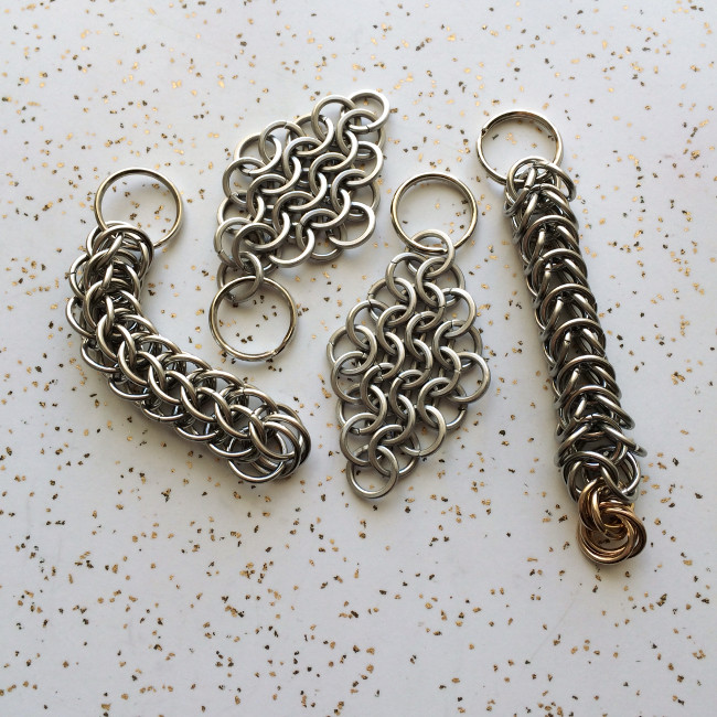 keychains_chainmaille_diamond_fullpersian_boxchain_stainless_steel_brass_mobius