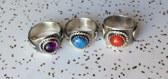 ring_spells_magicmissile_amethyst_icearrow_denimlapis_fireball_carnelian_front_650px