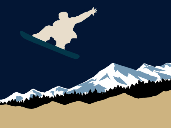Snowboard Park Brochure