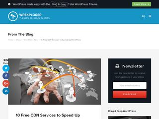 10 Free CDN Services to Speed Up WordPress - WPExplorer