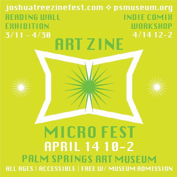 Art Zine Microfest Ad