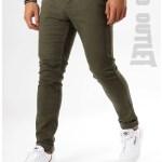 20709750 Pantalone verde fronte 2