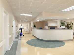 healthcare facility remodeling company