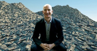 10 Phenomenally successful Jeff Bezos Investment