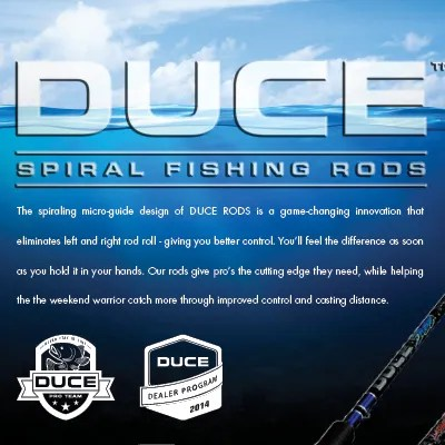DUCE Rods