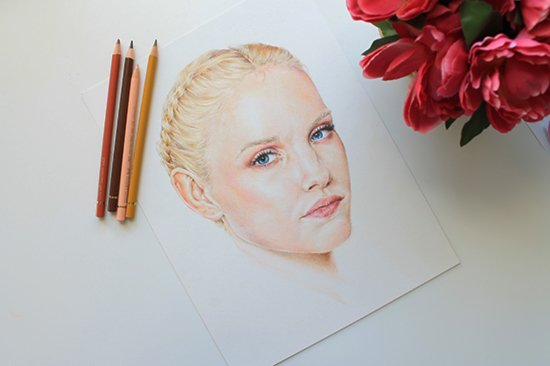 Oil based Coloring Pencils