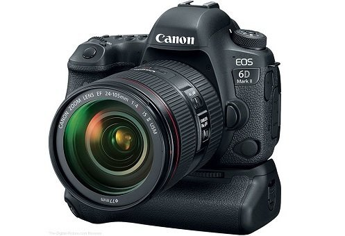 Canon EOS 6D Mark II - Cool Gadgets for Consumers | Amazrock Reviews