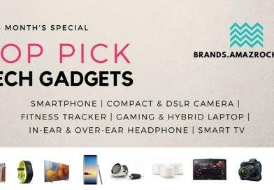Top Pick – Tech Gadgets