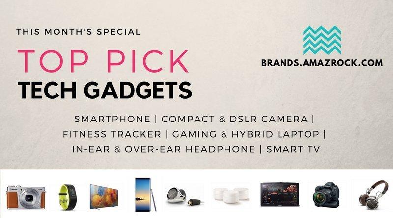 Amazrock Brands - Top Pick Best Gadget