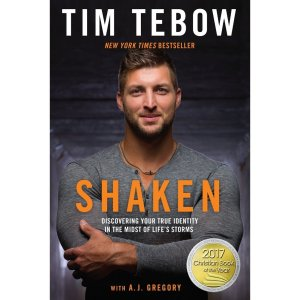 Shaken- Discovering Your True Identity in the Midst of Life's Storms (Paperback)