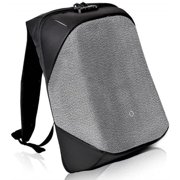 Korin Design ClickPack Pro - Anti-theft BackPack Laptop Bag with USB charging port