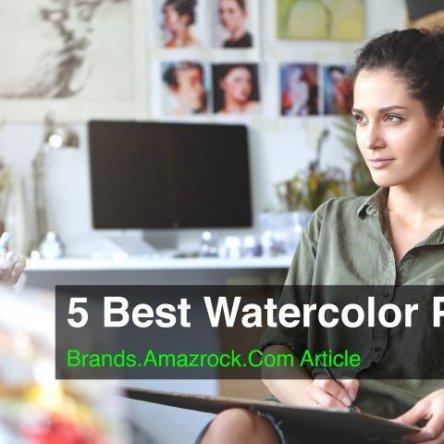 5 Best Watercolor Pencils