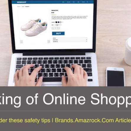 Tips for Shopping Online Safely