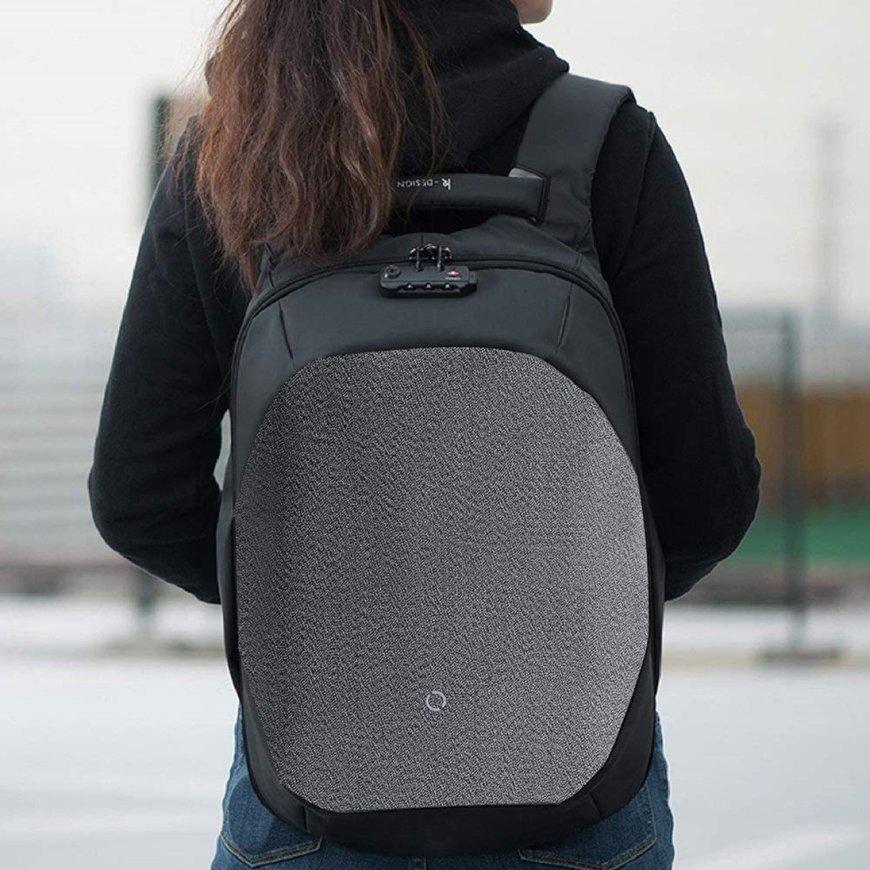 KORIN HiPack Anti Theft Smart Backpack - Lifestyle Photo