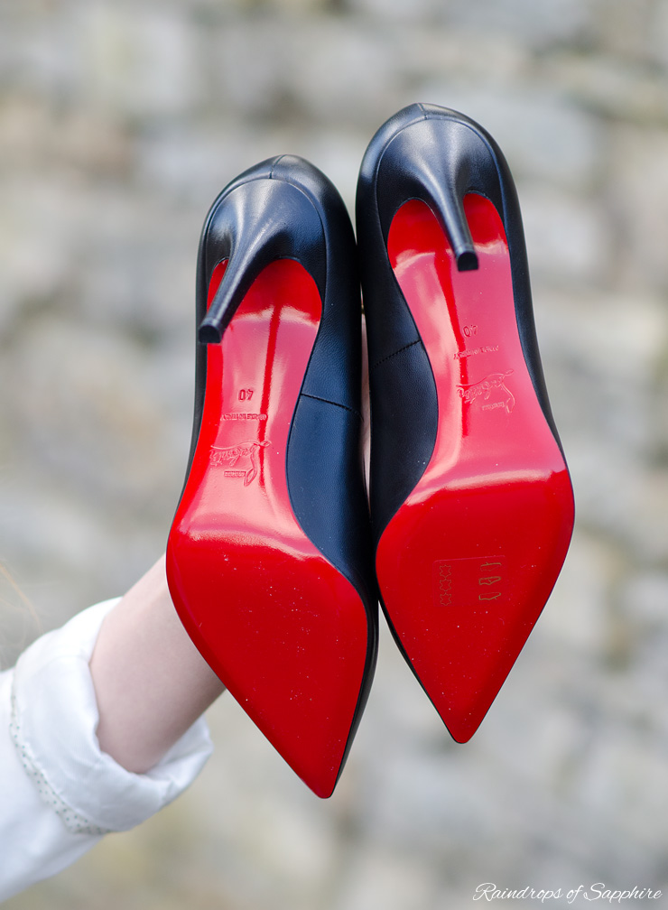 How To Spot Fake Christian Louboutin Shoes Brands Blogger