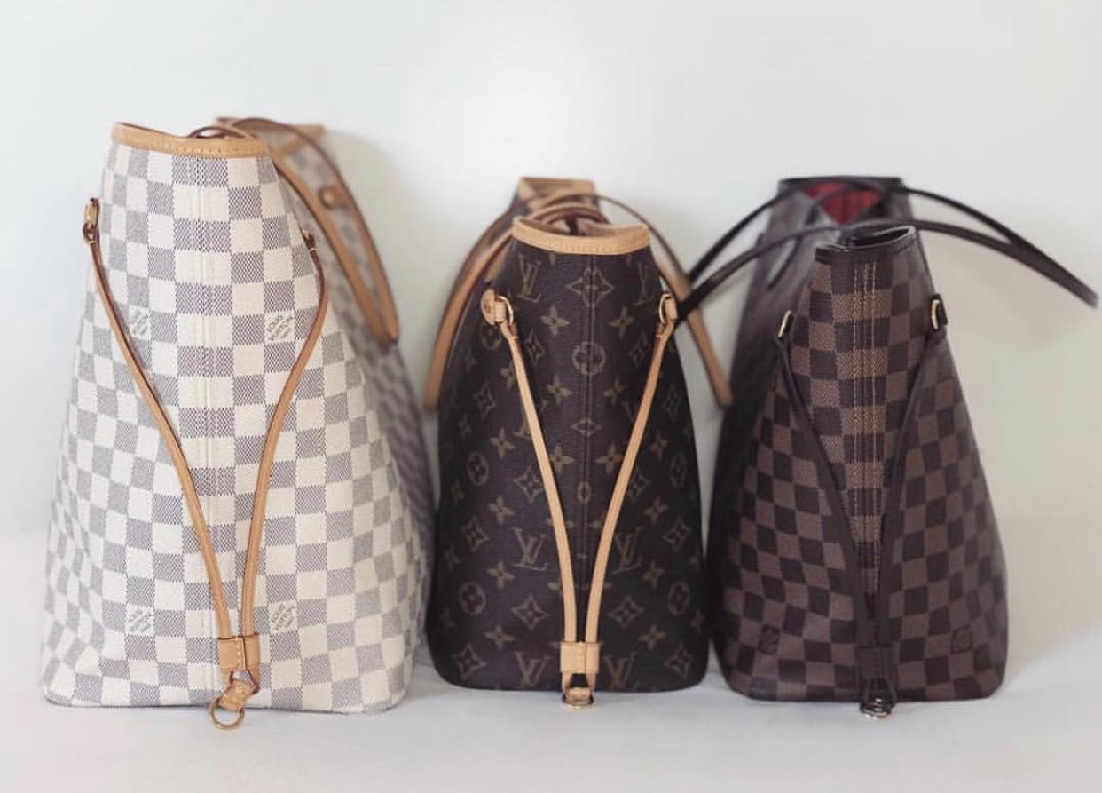 40943c3b68161 To spot the difference between them, today I'm talking about things you  need to know before buying a Louis Vuitton bag, because a lot of people  have bought ...