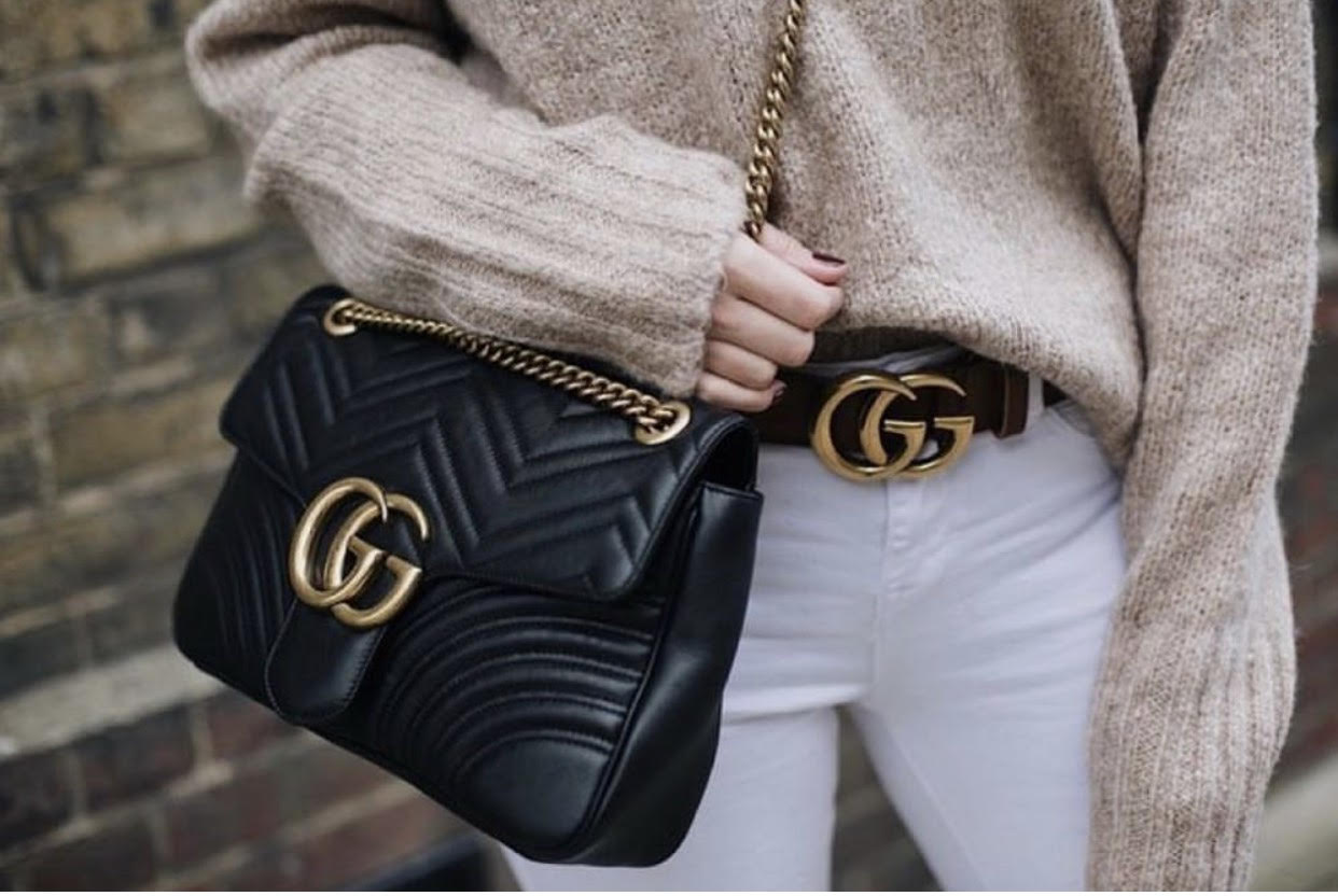 gucci belt serial number with letters
