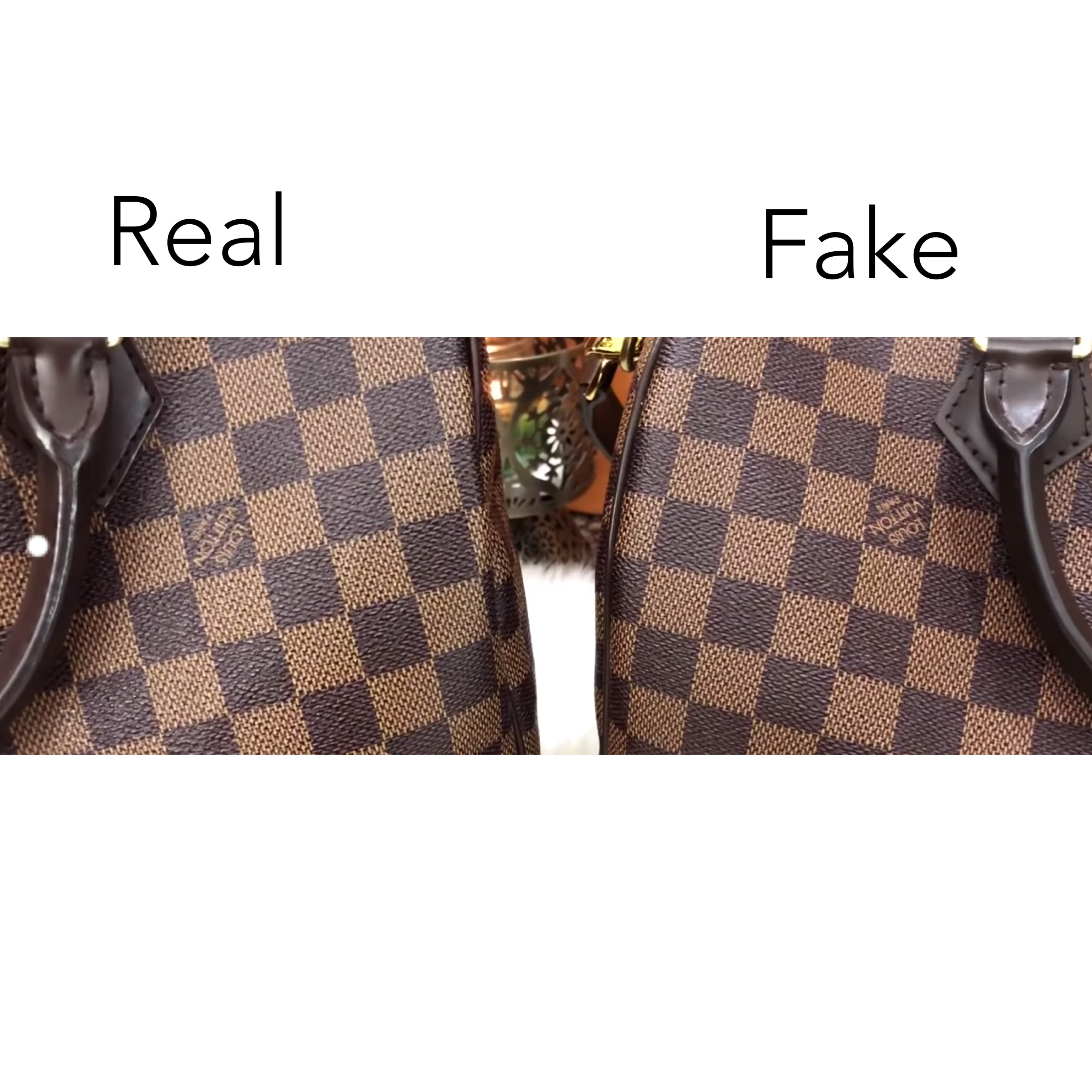 How To Spot A Fake And Authentic Louis Vuitton Bag Love >> How To Spot A Fake Louis Vuitton Speedy Bag Brands Blogger